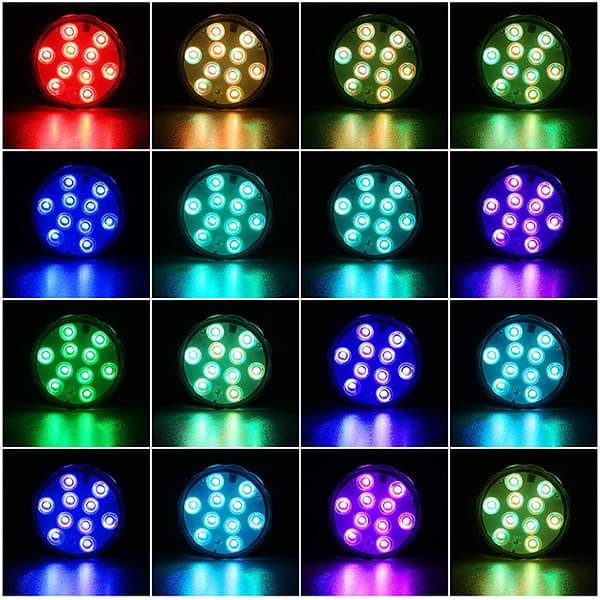 16 boja i 4 načina rada image